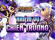 yulgang hiep khach - Nhiệm vụ Chiến Trường - 04062019
