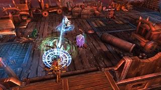 """Heroes of Skyrealm – game hành động nhập vai """"độc, lạ"""" cực đỉnh"""