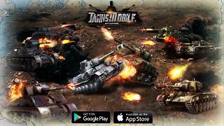 Tanks Mobile: Battle of Kursk – game bắn tăng thú vị vừa đổ bộ mobile