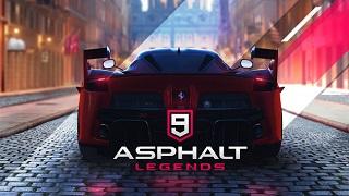 Asphalt 9: Legends sẽ ra mắt trên Android vào mùa hè này