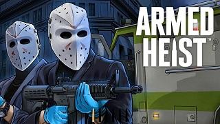 Armed Heist đã có mặt trên Android – Chào mừng đến với thế giới tội phạm