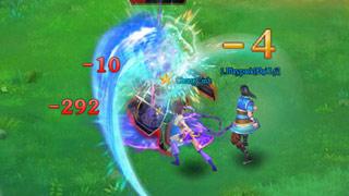 Cùng soi Webgame Thiên Long trong ngày đầu ra mắt game thủ Việt