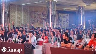 """Fun Festival 2018 TP.Hồ Chí Minh: NPH Funtap chiêu đãi cộng đồng game thủ """"tràn giftcode – ngập gái xinh"""""""