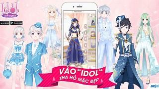 """Idol Thời Trang chính thức """"bung lụa"""", tặng ngay Giftcode 1 triệu đồng"""