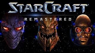 Phiên bản nâng cấp của huyền thoại StarCraft vừa chính thức phát hành