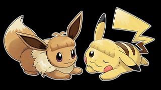 Fan Pokemon thế giới dậy sóng vì kiểu tóc úp bát của Eevee và Pikachu