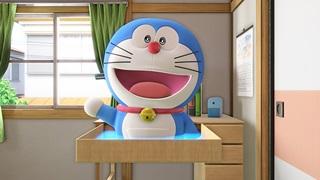 Bước qua cánh cửa thần kỳ, gặp gỡ Doraemon trong thế giới siêu thực