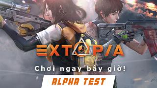 Cơ hội nhận Gear khủng khi chơi Extopia được TOP 1