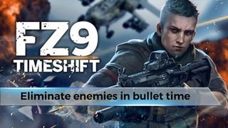 FZ9: Timeshift - Game bắn súng chất lượng của người Việt
