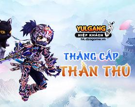 Yulgang Hiệp Khách Dzogame VN - Thăng Cấp Thần Thú - 11032020