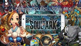 Playpark rục rịch khởi động tựa game moible mới mang tên Soul Ark