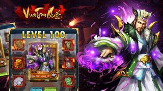 Game mobile Vua Tam Quốc ấn định ngày mở cửa