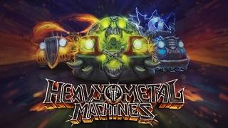 """Game đua xe cực """"xịn"""" Heavy Metal Machines đã chính thức mở cửa miễn phí"""