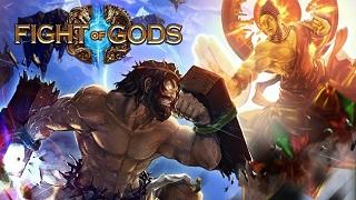 Fight of Gods - Game đối kháng với nhân vật là các vị thần tối cao