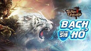 Playpark tặng 200 Giftcode game Tiếu Ngạo Giang Hồ Mobile