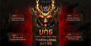 VNG: ChangYou bàn giao game Thiên Long Bát Bộ lại cho chúng tôi