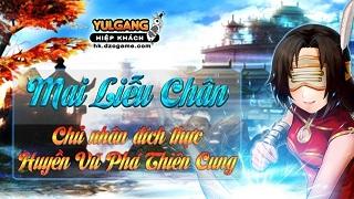 Hiệp Khách Giang Hồ Big Update – Huyền Vũ Phá Thiên Cung xuất thế