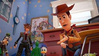 """Kingdom Hearts 3 tiếp tục """"thả thính"""" game thủ với trailer """"Toy Story"""""""
