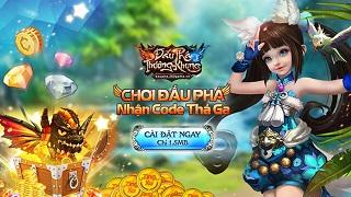 Playpark tặng 300 Giftcode game Đấu Phá Thương Khung