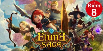 Elune Saga phiên bản Việt: Khi lối chơi đấu thẻ bài được đẩy lên một đẳng cấp khác