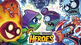 Plants vs. Zombies Heroes - GMO thẻ bài phong cách Heartstone miễn phí mở cửa toàn cầu