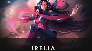 LMHT: Irelia mới đã ra mắt chính thức tại phiên bản 8.7