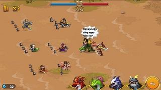 Huấn Long VNG: Tựa game thử thách mọi cao thủ game chiến thuật