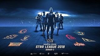CFL Star League 2018: Giải đấu danh giá nhất năm thi đấu dưới thể thức hoàn toàn mới