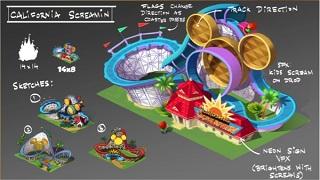 Hợp tác cùng Gameloft, Disney mang thế giới cổ tích đến mobile