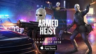 """Armed Heist: """"PAYDAY"""" phiên bản di động đã chính thức cập bến iOS"""