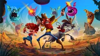 Ginger Rangers – game cao bồi đi cảnh siêu thú vị giúp game thủ xả stress