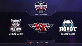 CF2L mùa 2 2018: CB Gaming vào chung kết, Meow so tài cùng Robot 19h ngày 5/9