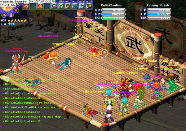 Những tượng đài game online tại Việt Nam