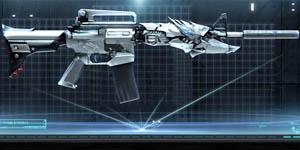M4A1 gia nhập kho súng VIP trong Đột Kích