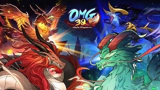 Bá Vương Thần Thú của OMG 3Q chính thức ra mắt hôm nay