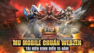 Thêm một game mobile đề tài MU Online cập bến Việt Nam