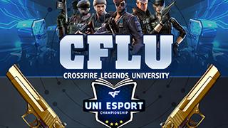 CrossFire Legends University – Giải đấu dành riêng cho sinh viên Việt Nam