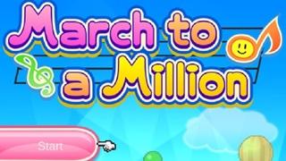 Game thủ đồng loạt đổ gục trước siêu game gây nghiện March to a Million