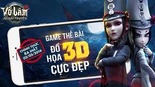 Playpark tặng 500 Giftcode game Võ Lâm Ngoại Truyện