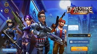 Dead Strike 4 Zombie – mê mẩn game bắn zombie độc, lạ cực hấp dẫn