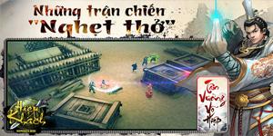 Hiệp Khách Mobile rộng cửa đón chào game thủ Việt