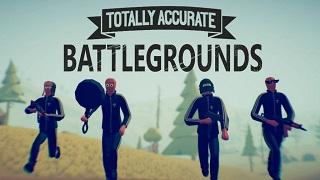 """Totally Accurate Battlegrounds - tựa game """"ăn theo"""" PUBG cực độc, lạ"""