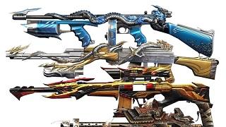 CrossFire Legends: Sử dụng vũ khí AI một cách hiệu quả nhất ( Phần 2 )