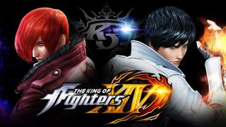 Thưởng thức combo tuyệt kỹ giữa hai thế lực mạnh mẽ nhất của King of Fighter