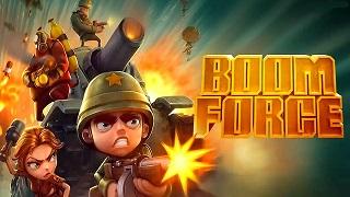 Boom Force: War Game – lại xuất hiện đối thủ nặng ký của Clash Royale