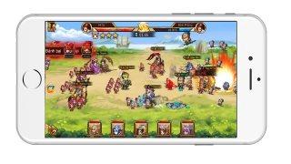 Game chiến thuật Tháo Ơi Đừng Chạy đã có phiên bản IOS