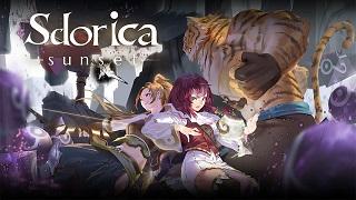 Sdorica -sunset-: Game nhập vai kết hợp giải đố cùng đồ họa vẽ tay chất lừ vừa ra mắt toàn cầu