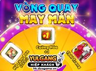 Yulgang Hiệp Khách Dzogame VN - [Yến Phi Gia] Vòng Quay May Mắn (04.2021) - 30032021