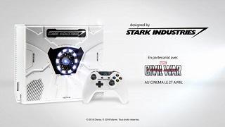 Iron Man - Tony Stark trở thành nhà thiết kế Xbox One cho Microsoft