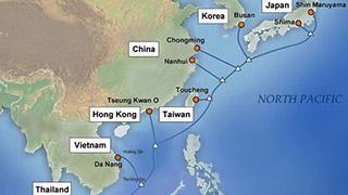 Cáp APG gặp sự cố Internet Việt Nam đi quốc tế bị ảnh hưởng
